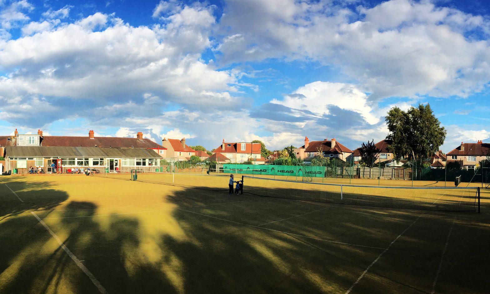 Palmerston Tennis Club