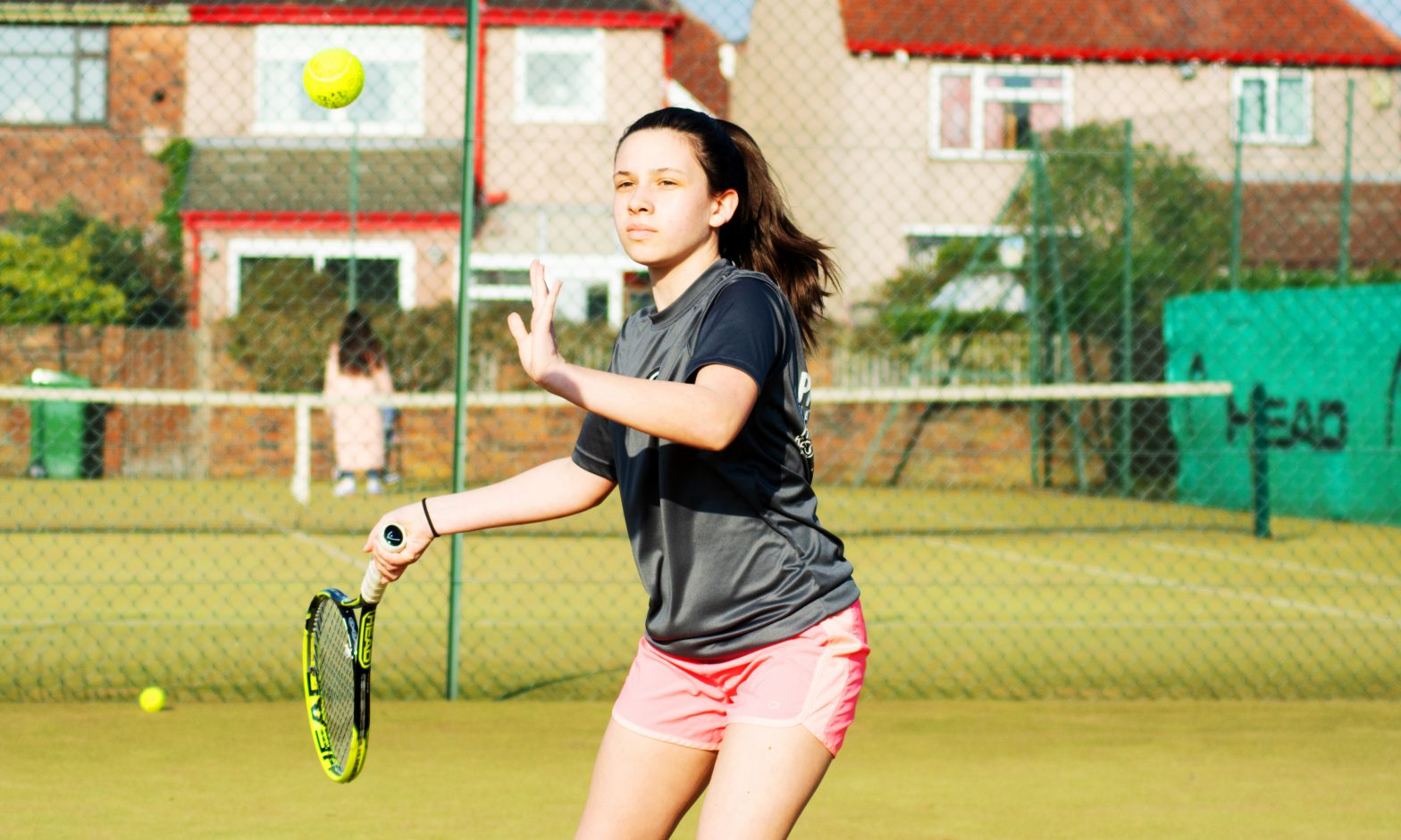 Junior Tennis at Palmerston