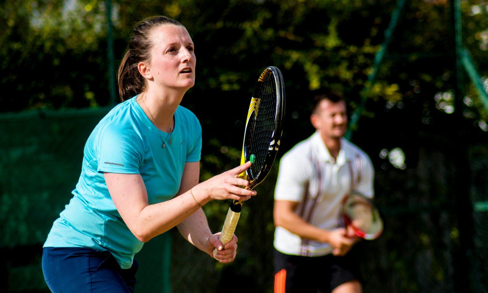 Adult Tennis at Palmerston